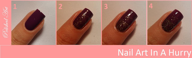 Nail-Art-in-a-Hurry-#1-Reverse-Glitter-Gradient