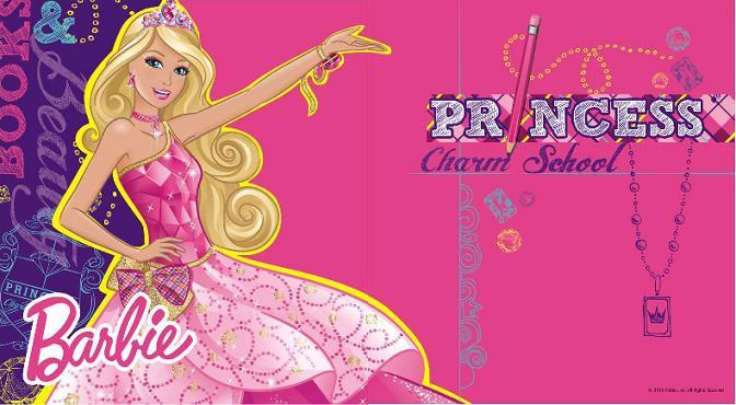 Nueva Imagen De Barbie Escuela De Princesas