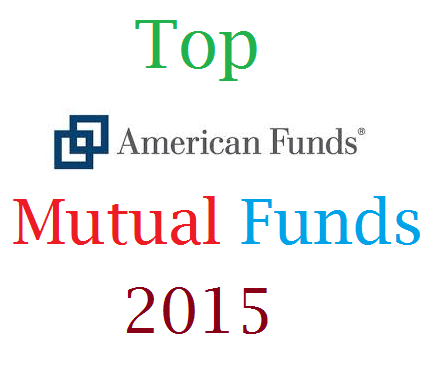 Top American Funds 2015