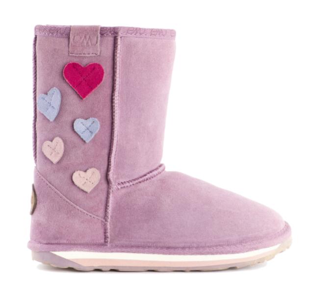 Contoh sepatu boot untuk anak perempuan keren banget
