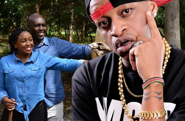 Dennis Okari Jealous After CMB Prezzo Thirsts Over Betty Kyallo On KTN's Friday Briefing (Details)