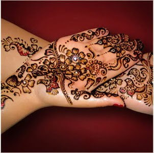 mehandi designs 2013 by bilal