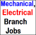 Mechanical Electrical branch jobs C.G