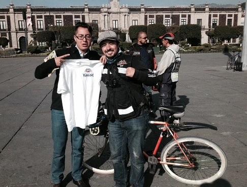 Bicicletas, ciclistas