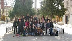 Alumnes visita Comenius