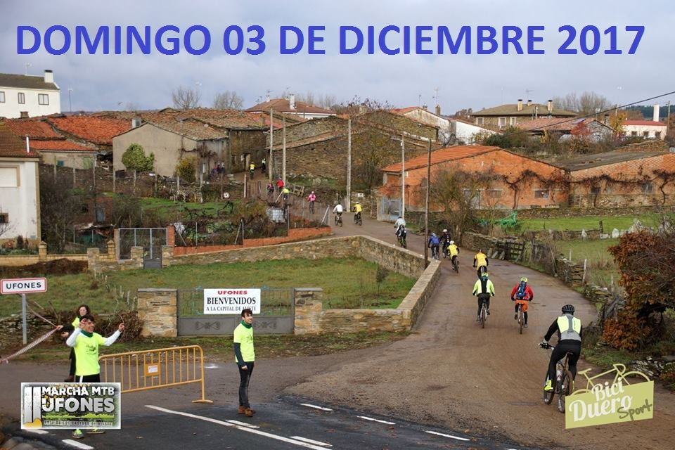 Marcha Mountain Bike Ufones