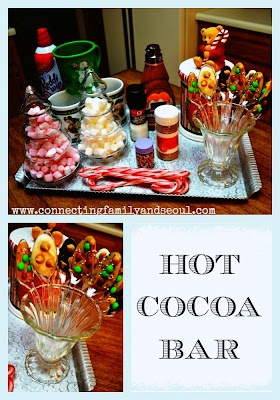 hot cocoa, Christmas traditions