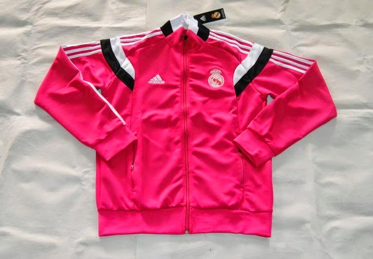 Jaket Bola Grade ORI Real Madrid Away Official 2014-2015