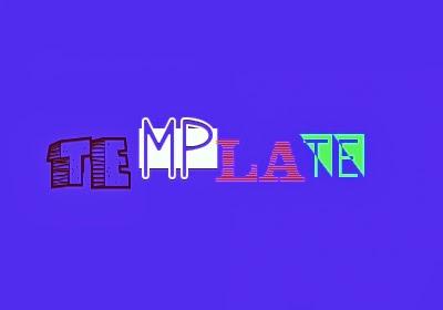 Template Site Web : Quel Genre de Templates Utilisez Vous ?