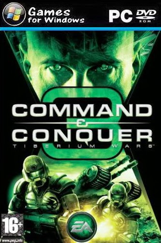 Command and Conquer 3 Tiberium Wars Free Download Full Version