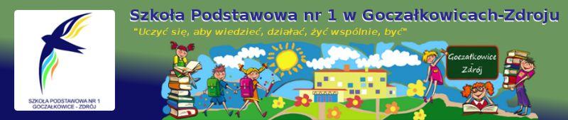 Szkoła Podstawowa nr 1 w Goczałkowicach-Zdroju
