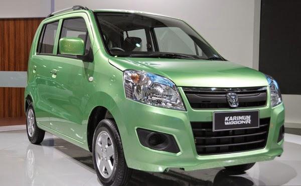 mobil suzuki karimun wagon r matic