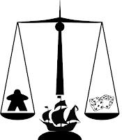 Planszówki w kajucie i w pudle: logo