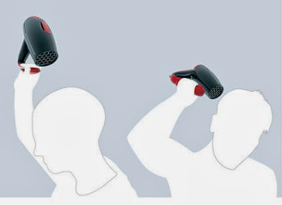 Innovative Hair Dryers and Cool Hair Dryer Designs (15) 8