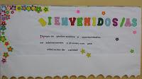 Bienvenid@s Año Escolar