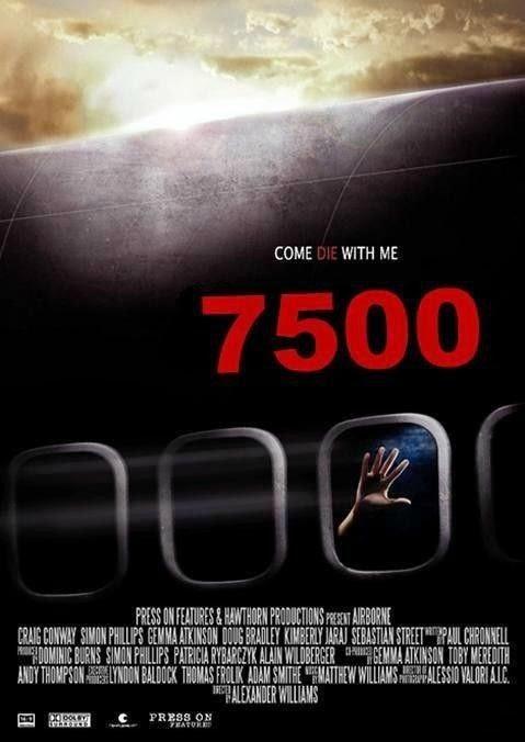 Baixar Filme Voo 7500 Dublado Torrent