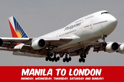 Philippine Airlines Begins Non-Stop Flights To London