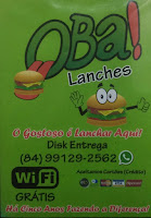 OBA! LANCHES