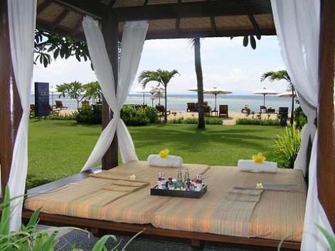 The-Oasis-hotel-bali-halaman