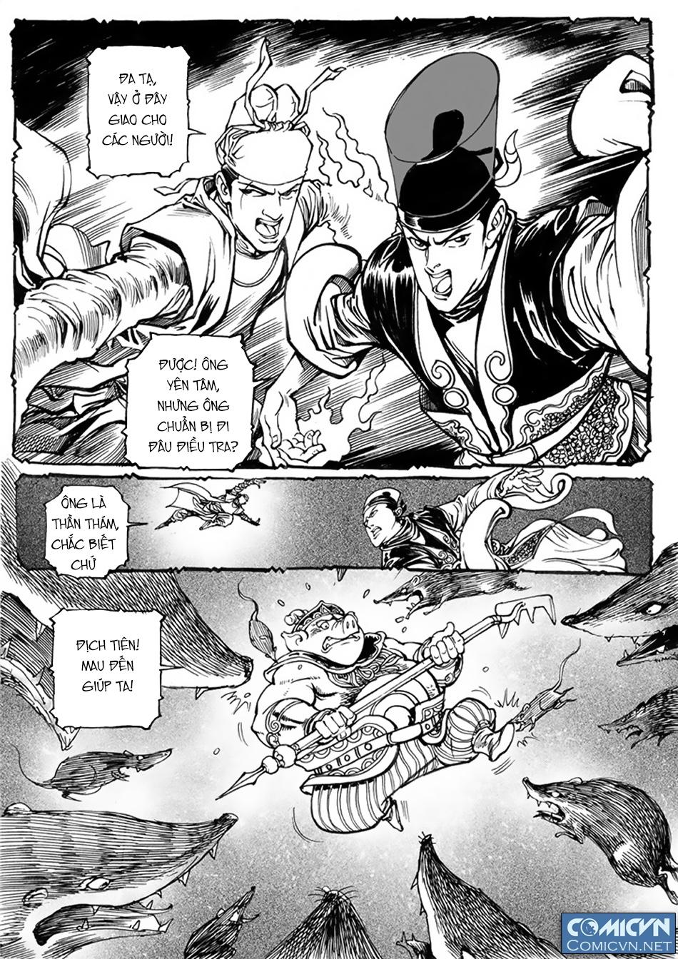Chung Quỳ Truyền Kỳ Chapter 24 - Hamtruyen.vn