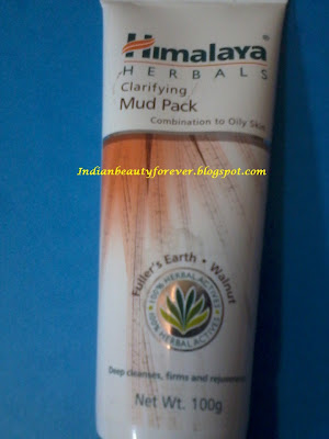 himalaya herbals mud pack