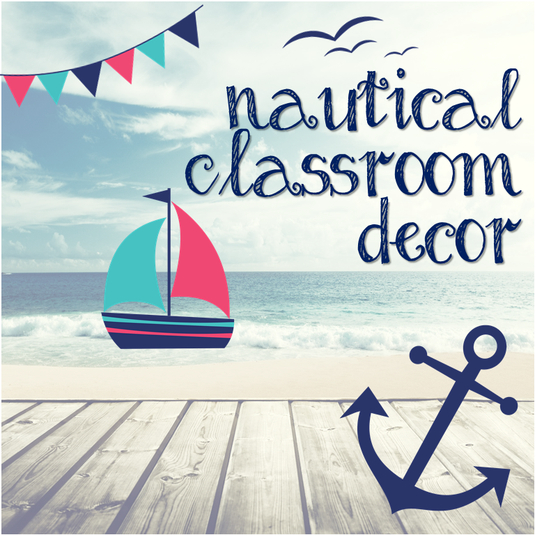 http://www.teacherspayteachers.com/Product/Ocean-Theme-Classroom-Decor-and-Labels-1401065