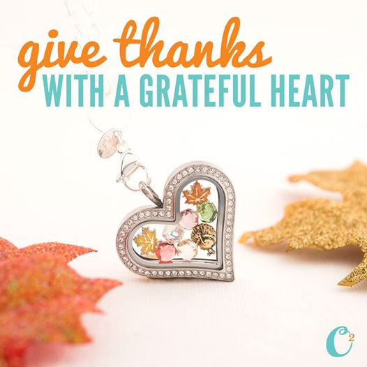 Happy Thanksgiving from StoriedCharms.com