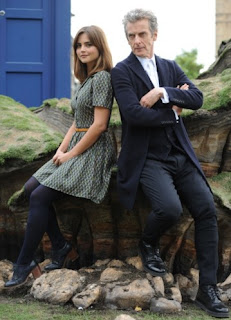 We can also expect 'more laughs' alongside the scares in the new series of  Doctor Who. Steven has promised that fans will be 'grinning a lot more'  this year ...