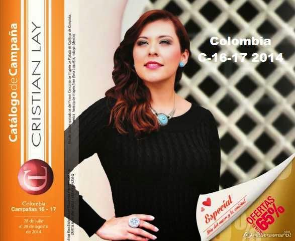 catalogo cristian lay c16-2014 CO