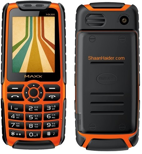 Maxx Mobile MX200 Specs, Features, Price and Review