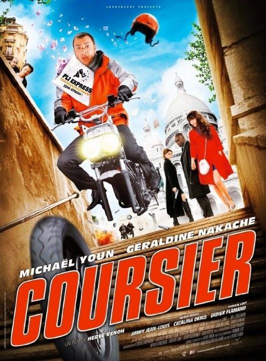 Kurye – Coursier (Türkçe Dublaj) Full İndir