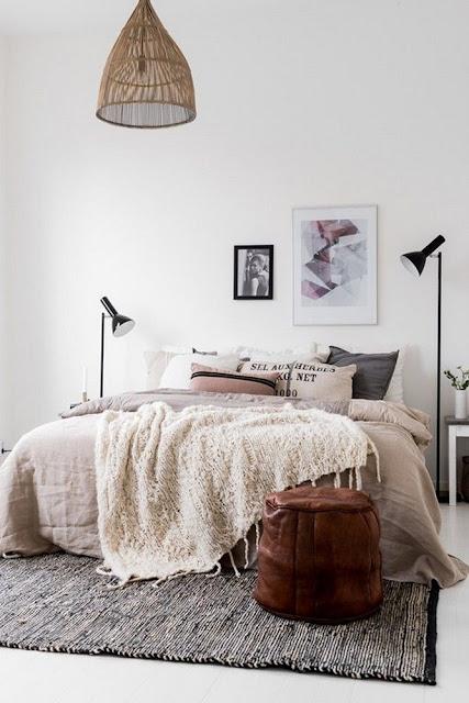 Sábanas y colchas de lino