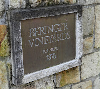 Beringer Vineyards founded 1876
