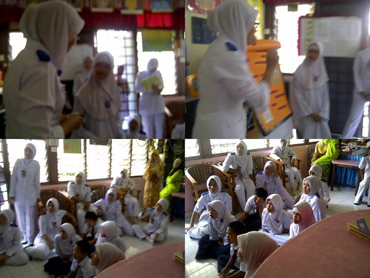 Lawatan jururawat pelatih-24 Julai 2011