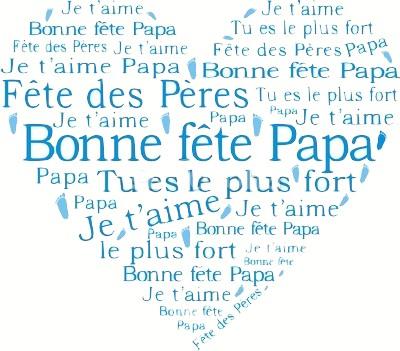 Father's Day 2016 - France Fête des Pères