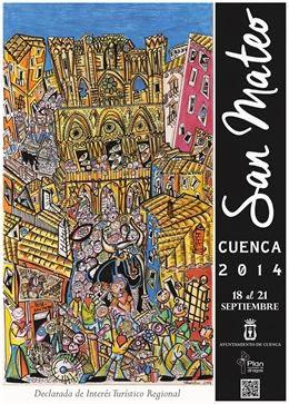 Fiestas San Mateo en Cuenca 2014