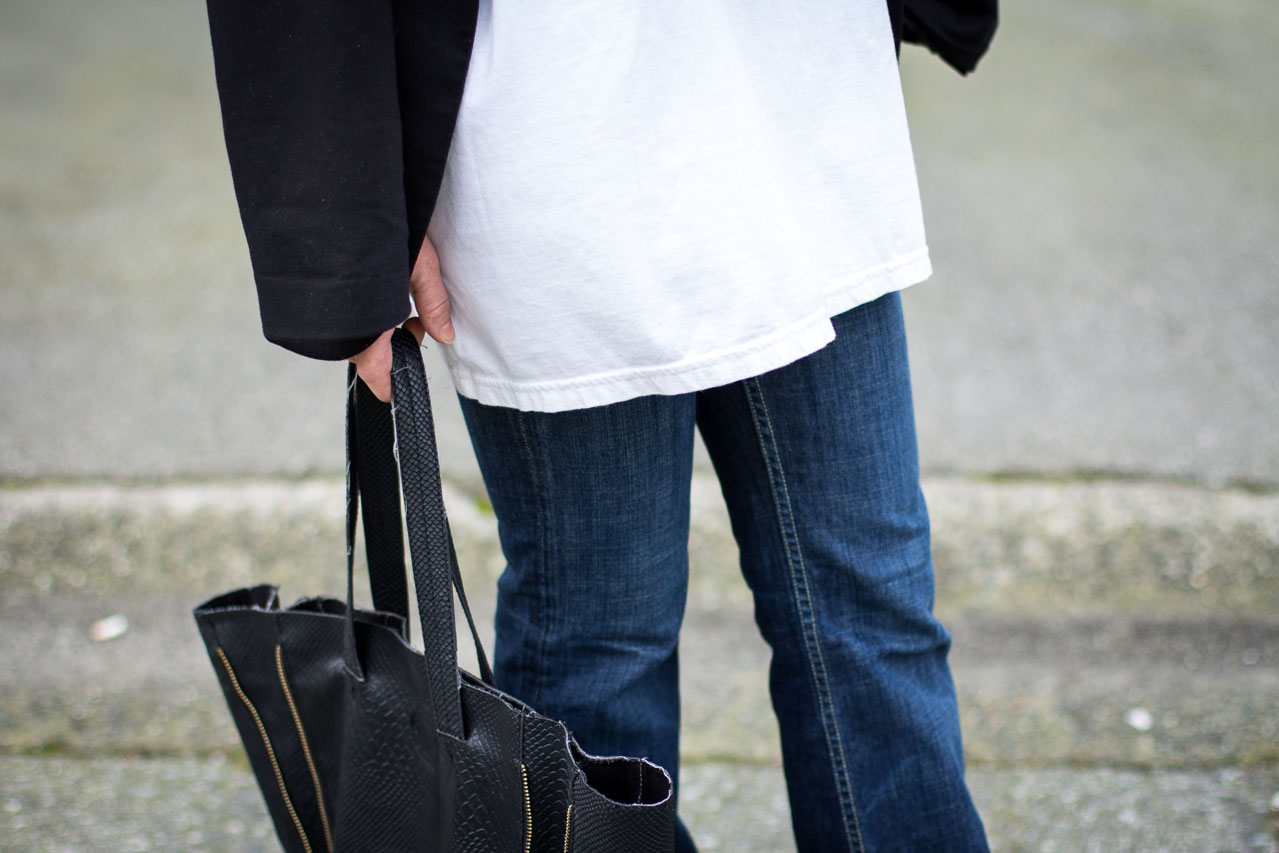 70's trend - outfit - Vancouver style blog