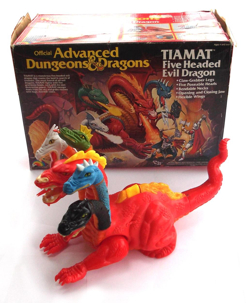 Dragons Tiamat Box Art