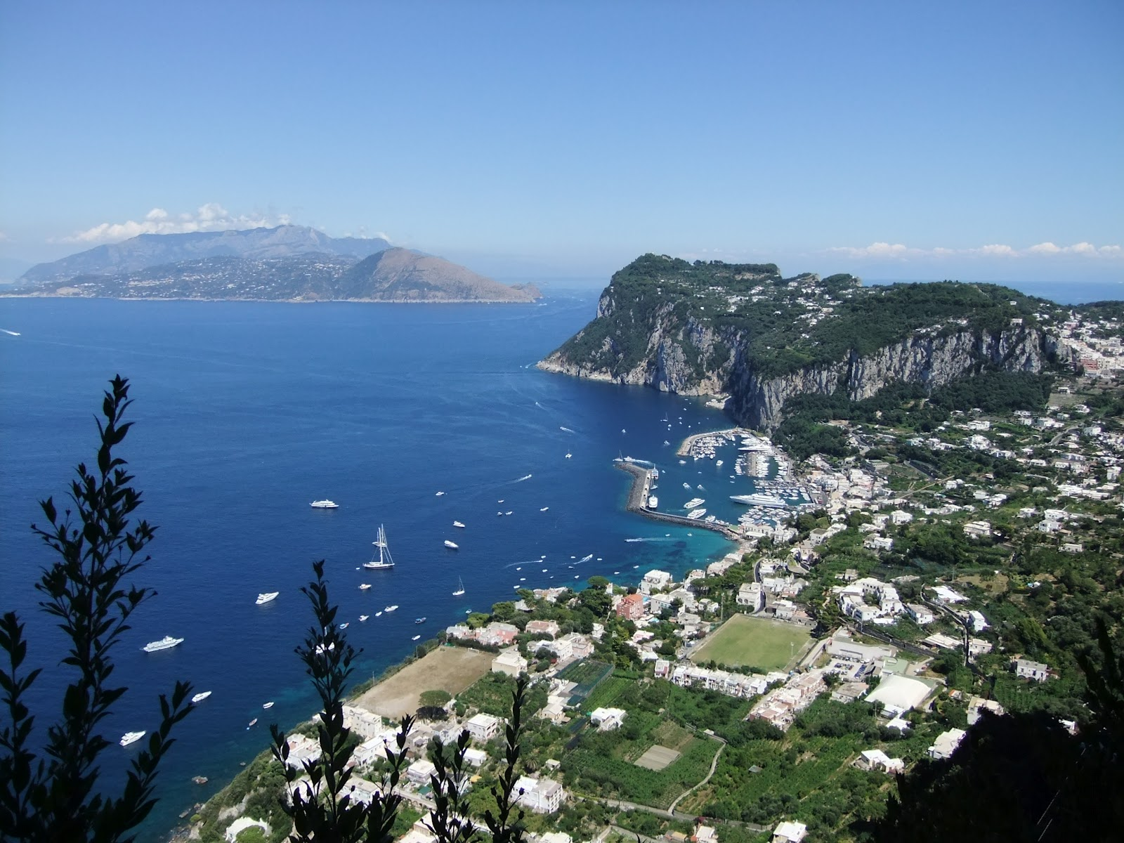 Italy suntastic honeymoons and vacations for Isle of capri tours