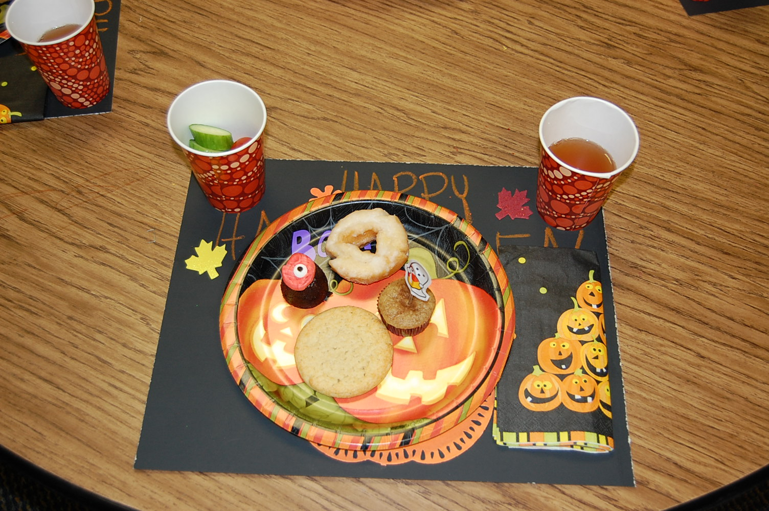 Preserving Life 39 S Moments Halloween Preschool Party