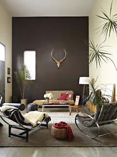 Simple Style Interior Design for Living Room Photo