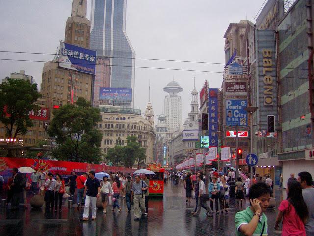 Nanjing Road Shanghai