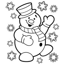 Christmas Coloring Pages For Kids 2015 1