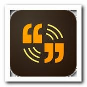 Logo Application Adobe Voice