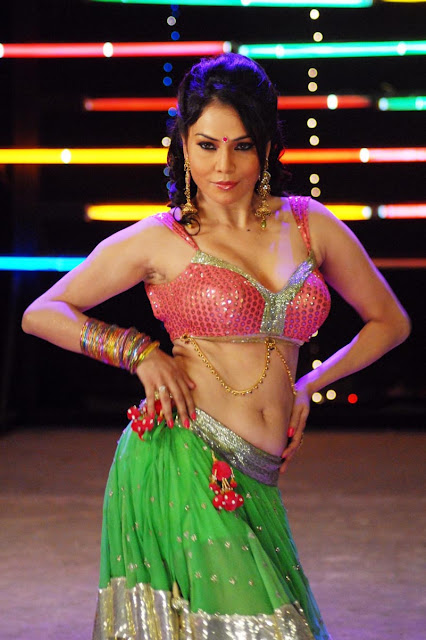 Nikitha Rawal Hot Navel Images