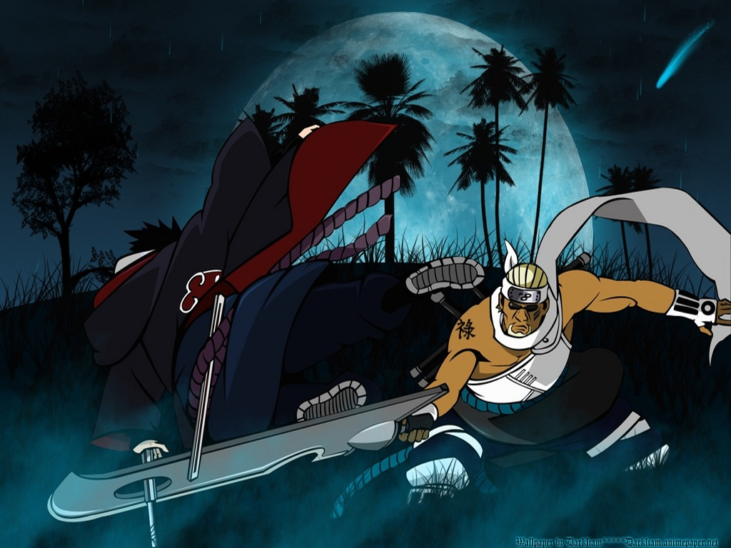 Killer bee vs naruto - photo#7