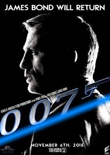 Điệp Viên 007 Trở Lại - Bond 24