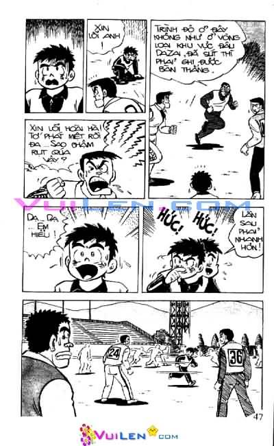 Jindodinho - Đường Dẫn Đến Khung Thành III  Tập 12 page 47 Congtruyen24h