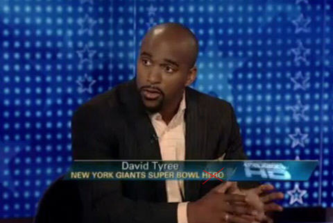David Tyree: Gay People Are Not Normal