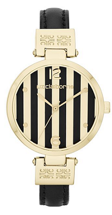 Liz Claiborne Stripe Watch